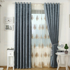 plain excellent quality chenille curtains for living room modern