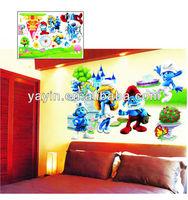 Kids room decor/cartoon wall decal/kids room wall sticker