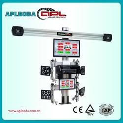 High Accuracy Super garage machine APLBODA 3D wheel alignment