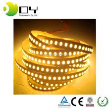 factory price SMD 3528 led strip 4.8 watt per meter led light strip wholesale