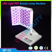 pdt skin care equipment led facial lamp 3 colors pdt/led light therapy lamp for facial