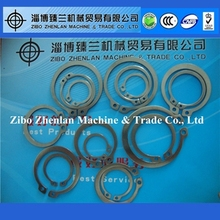 Stainless Steel 316/316L External Retaining Ring