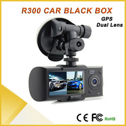 GPS Car dvr R300, Car Black Box dvr x3000, g-sensor dvr r300