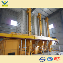 10tons grain dryer for large rice mill using