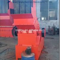 Hot sale metal scrap recycling plant/tire recycling crusher