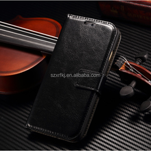 Luxury PU Leather Flip Case For Apple iPhone 6/6s Custom Cheap Cell Phone Case Leather 4.7inch Mobile Phone Case