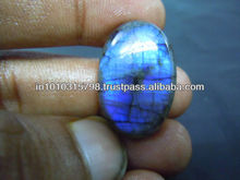 AAA High Quality Blue Fire Labradorite Gemstone Cabochon Wholesale Price