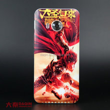 latest design mobile phone 3d sticker for any brand phone or laptop
