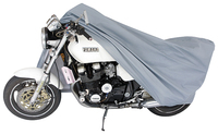 100% waterproof and heat welded cheap PEVA soft lining 13402 motorcycle cover
