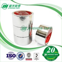 JAL150 adhesive heat resistant aluminum foil air conditioner tape