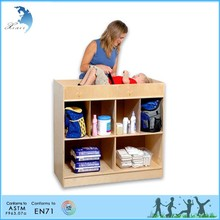 Preschool activities exercise montessori materials Portable Hygienic Changing Table