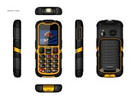 Classical style W28 ip67 waterproof senior mobile phone Dual SIM MP3, MP4, FM, Camera