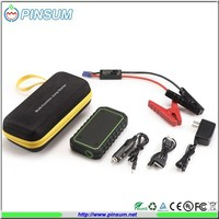 Partable Car Emergency Jump Starter and over-temperature 12V