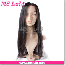 cute design remy hair reasonable ODM service costume wig black hair