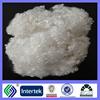 2.5-20D HC slick flame retardant polyester staple fiber raw white