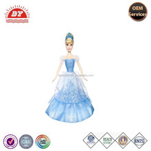 Toys for kid baby dolls Ballgown Princess