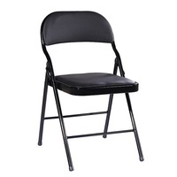 New Metal Powder Coated Home Furniture Folding Chairs