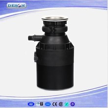 127V/220V 390W DC Power Food Waste Disposer , Kitchen Food Waste Disposal Machine Series D-390B