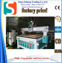 Chinese cheap high precision SD-1325(1300*2500*200MM) used cnc router sale for window