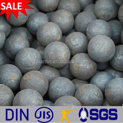 ShanDong Huamin high quality 20mm low chrome grinding media balls for cement