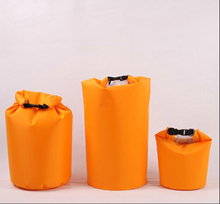 Softness and light weight waterproof nylon PVC dry bag for floating and travelling