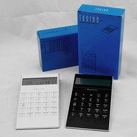7 shape office calculator with 10 digits display