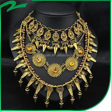 novel design best choice necklace with shark tooth