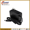 12V 2A Vertical Type Power Adapter Power Supply With UL CE ROHS