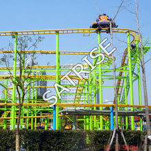 2014 new attractions indoor roller coasters rides for sale