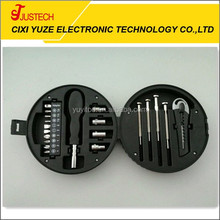 Gift Tool Set Professional Hand Tool Set With Tire Shape