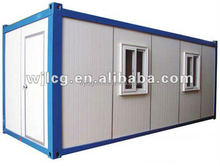 container living house/prefabricated container house/Container house