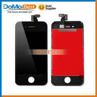 For iPhone 4s LCD Screen with Touch Panel Front Glass Lens