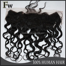 2015 Best selling grade 7A virgin hair silk base free part closure