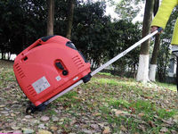 Max output 3.5kw 12V DC portable small silent gas gensets with CE,GS,EPA,PSE