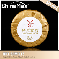 China supplier different types of soap hotel soap