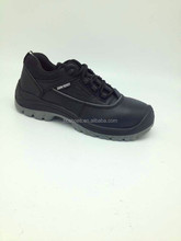 New man leather safty shoes /wide steel toe cap safety shoes/steel toe safety shoes