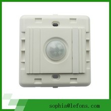 concise shape sensor ceiling switch