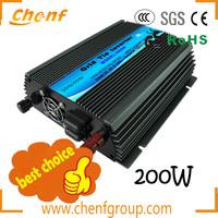 200w High efficiency grid connected solar inverter // Solar small inverter 200W 250W 300W