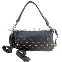 2015 fashion PU leather small hobo bag for ladies
