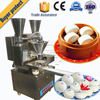 The latest technology New Designed Automatic Stuffing Steamed Bun Maker machine