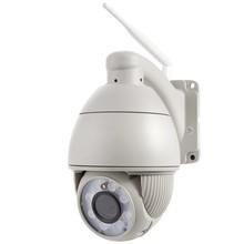 New! 1080P Mini IR High Speed Dome HD 10X Optical Zoom PTZ Ip Camera