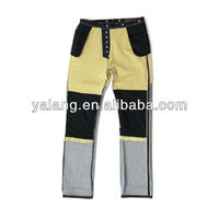 Wholesale Kenya d Jeans Male Reinforced Motor Jeans with Original Dupont Kevlar