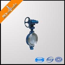 D71X-16 Wafer center line butterfly valve grey iron butterfly valve DN40-DN200
