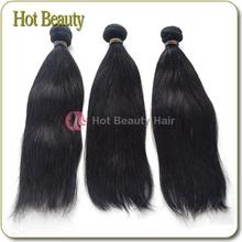 Hot Beauty Natural Black Inidian Straight Hair 100% Human Hair Not Artificial Hair