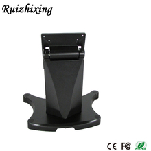 2015 Brand New Heavy Duty Vesa Classic Black lcd plasma tv monitor stand holder with wheels