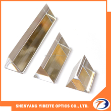 Factory 60 degree optical prisms