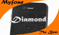 Factory Price Fancy Color Diamond Otao Screen Protector for Mobile iPhone 5/5c/5s