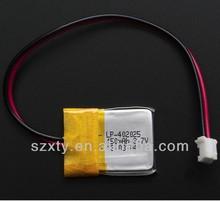 3.7v 150mah Li-ion polymer battery special in 2014