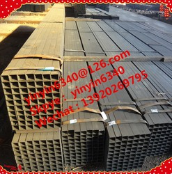 DAQIUZHUANG STEEL PILPE COMPANY OFFER RHS , rectangular hollow section , SHS , square hollow section