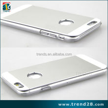 mobile phone aluminum sticker covers for iphone6